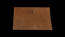 Placemats Home Leder Set van 2 | Cognac