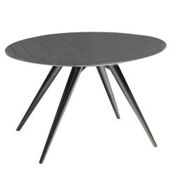 Table Eclips 120 cm | Black