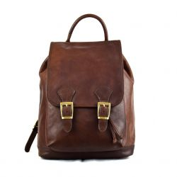 Leather Bag | Barberino Brown