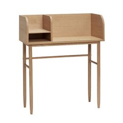 Desk Oak 84 cm | Nature
