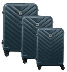 Trolley Set of 3 | Petrol