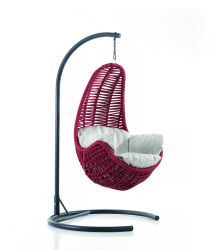 Outdoor Swing Chair | Tower | Bordeaux