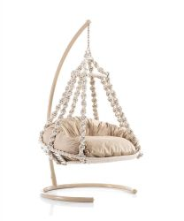 Outdoor Swing Chair | Octopus | Cream