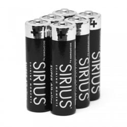 Set of 6 AA Batteries