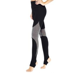 Leggings Panther  | Silber