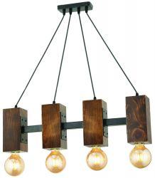 Pendant Lamp | Carina | 4 Cords