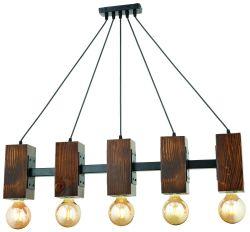 Pendant Lamp | Carina | 5 Cords