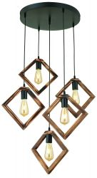 Pendant Lamp | Arvis | 5 Cords