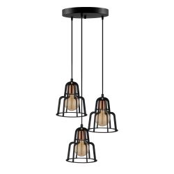 Pendant Lamp Endustri MR 783