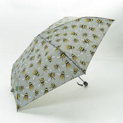 Regenschirm-Bienen | Grau