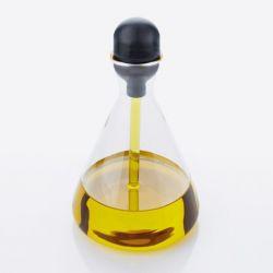 Glazen Oliefles met Pipet 250 ml