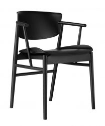 N01 Chair | Black Oak