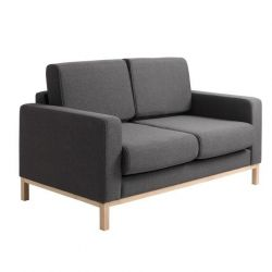 2 Seater Sofa Scandic | Carbon Grey