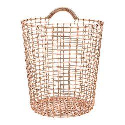 Bin 18 Basket | Copper