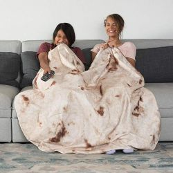 Couverture The Tortilla Blanket