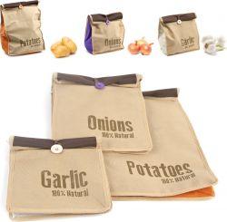 Storage Bags Veggie | Set of 3