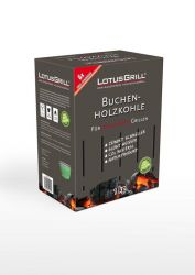 LotusGrill Charcoal for BBQ
