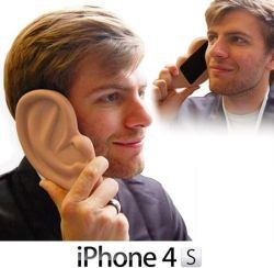 iPhone Case 4/4S | Ear