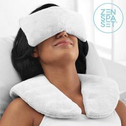 Zen Spa Set | Coussin + Coussinets de relaxation