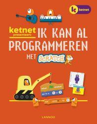 Heft 'Ketnet - Ik Kan Al Programmeren met Scratch'