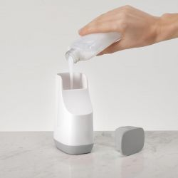 Soap Dispenser Bathroom Slim | Grey