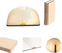 Book Lamp | Maple