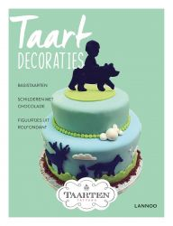 Buch 'Taartdecoraties'