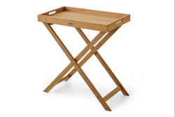 Tray Table High Turin | Teak