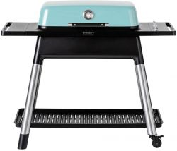 Gas BBQ Fernace | Light Blue