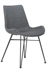 Hype chair | Dark Grey Fabric