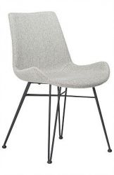 Hype chair | Light Grey Fabric