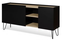 Nina Sideboard | Matt Black