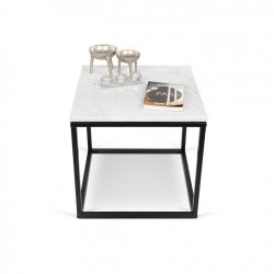 Table d' Appoint Prairie 50 | Marbre