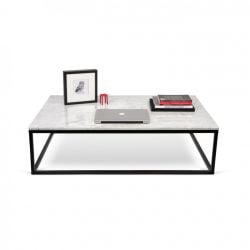 Side Table Prairie 120 | Marble
