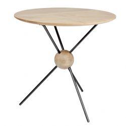 Moderner Holzbeistelltisch Jupiter | Birk
