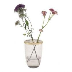 Vase Karen Ø 11 cm | Messing