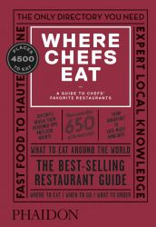 Buch | Where Chefs Eat