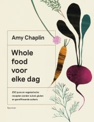Buch 'Whole Food Voor Elke Dag'