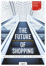 Buch The future of shopping