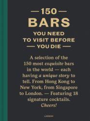 Boek '150 Bars You Need to Visit'