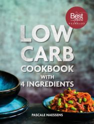 'Low Carb Cookbook with 4 Ingredients'