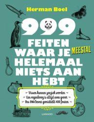 Book '999 Feiten waar je Meestal niets aan Hebt'