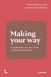 Buch Making your Way | Niederlandisch