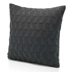 Cushion Trapez Dark Grey | 50 x 50 cm