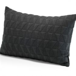 Cushion Trapez Dark Grey | 60 x 40 cm