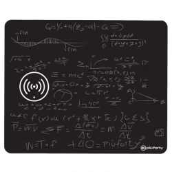 Mouse Pad with Wireless Charger | Science