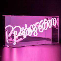 Neon Licht | Prosecco