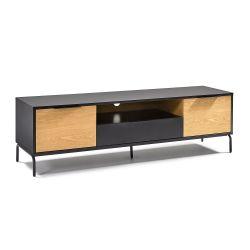 TV Cabinet Sara Large | Black