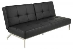 Sofa Bed Peralta | Black
