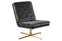 Swivel Chair Karrera | Grey